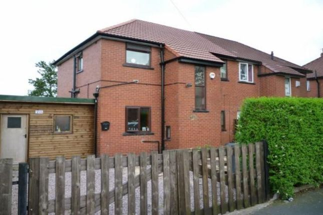Thumbnail Semi-detached house to rent in Crescent Avenue, Farnworth, Bolton