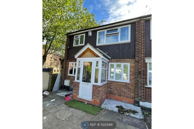 Thumbnail Semi-detached house to rent in Stacey Close, London
