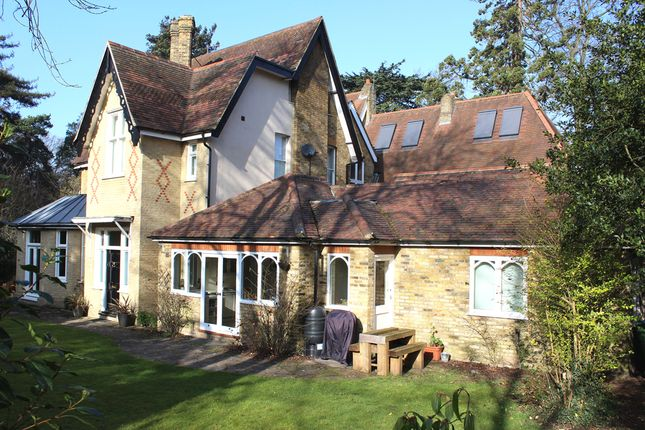 Thumbnail Semi-detached house for sale in Firfields, St. Georges Hill, Weybridge