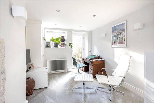 Bedroom/Study of Brunswick Place, Bath, Somerset BA1