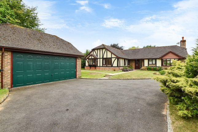 Thumbnail Detached bungalow for sale in Hurston Lane, Storrington