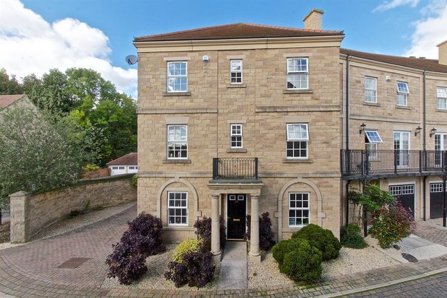 Thumbnail Semi-detached house for sale in Scalebor Square, Burley In Wharfedale, Ilkley