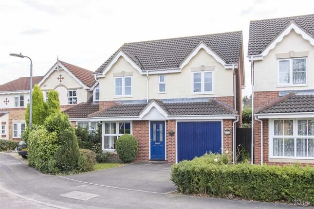 Thumbnail Detached house for sale in The Culvert, Bradley Stoke, Bristol