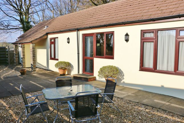 Thumbnail Detached bungalow for sale in 53 Juliots Well, Camelford