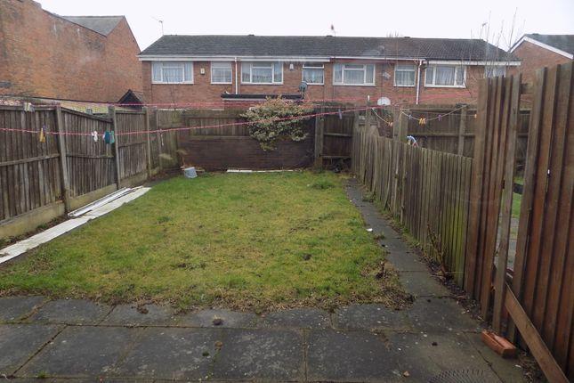 Thumbnail Terraced house for sale in Belvidere Gardens, Sparkhill, Birmingham