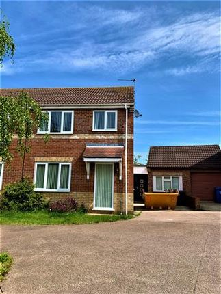 Thumbnail Property to rent in Chaukers Crescent, Carlton Colville, Lowestoft