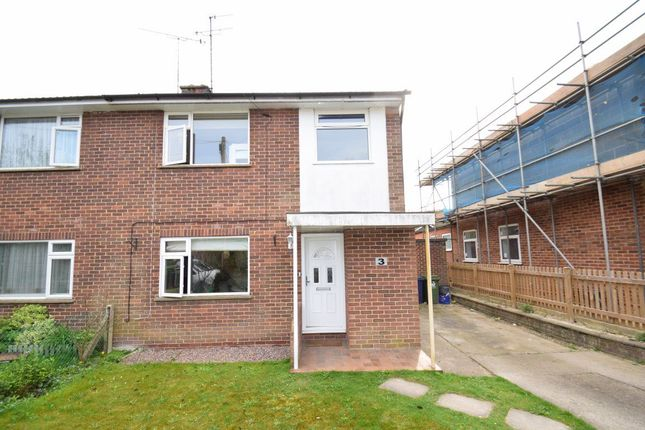 3 bed semi-detached house to rent in Old Forge Road, Loudwater