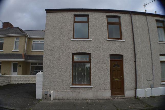 Thumbnail End terrace house for sale in Alfred Street, Aberavon, Port Talbot