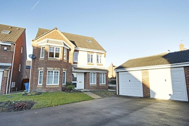 Thumbnail Detached house for sale in Haigh Park, Kingswood, Hull