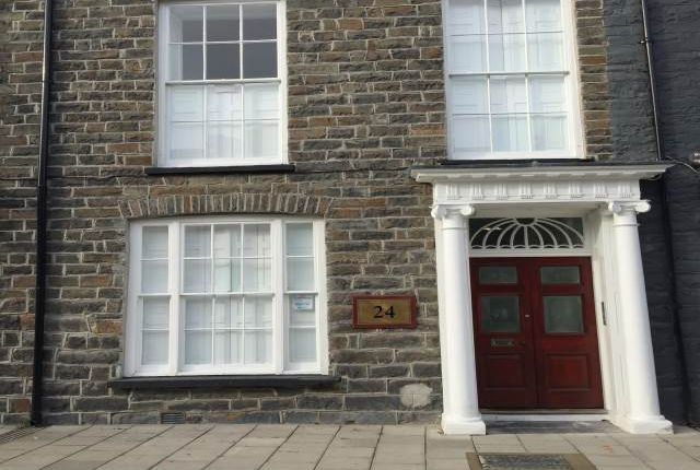 Thumbnail Shared accommodation to rent in Flat 5, 24 North Parade, Aberystwyth, Ceredigion