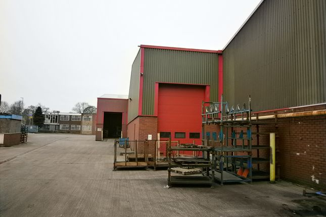 Thumbnail Industrial to let in Stancliffe Street Business Park, Mill Hill, Blackburn