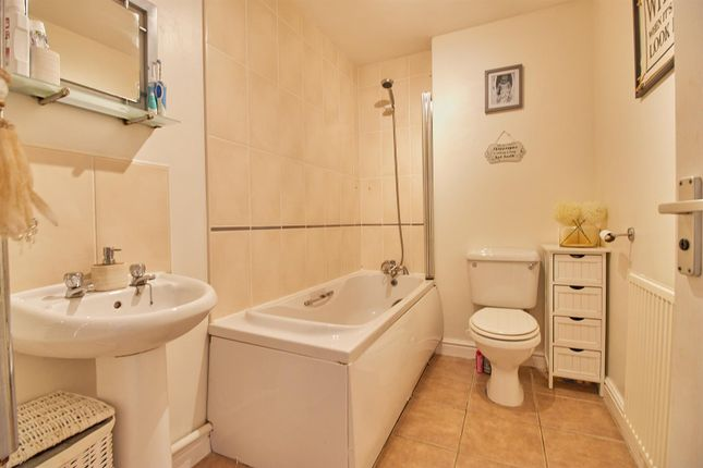 Bathroom of The Square, Earl Shilton, Leicester LE9