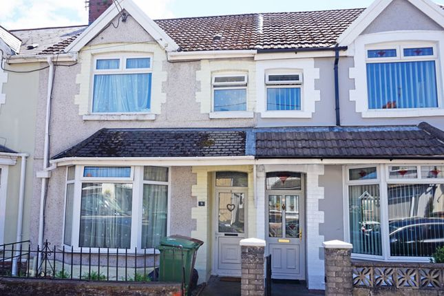 Thumbnail Terraced house for sale in Pant-Y-Celyn Street, Ystrad Mynach