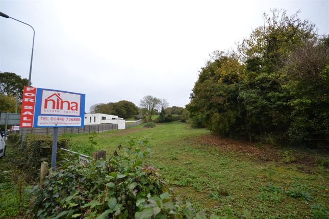 Thumbnail Land for sale in Barry Road, Dinas Powys