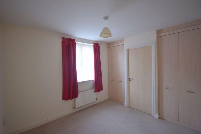 Master Bedroom of The School Yard, Edward Street, Derby DE1