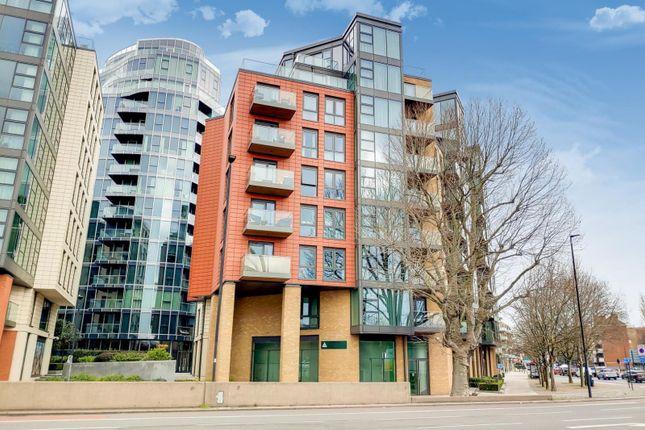 Thumbnail Flat for sale in Trafalgar House, Battersea