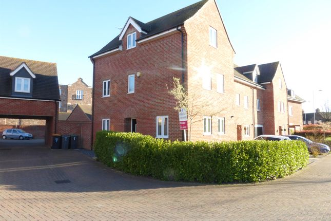 Thumbnail Town house for sale in Horace Close, Shortstown, Bedford