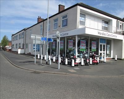 Thumbnail Office for sale in 49-51 Huntbach Street, Hanley, Stoke On Trent, Staffordshire
