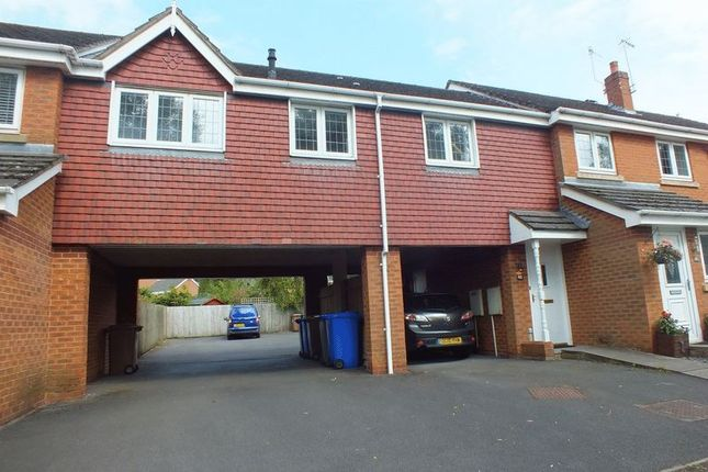 Thumbnail Flat for sale in Cloughwood Way, Westport View, Stoke-On-Trent