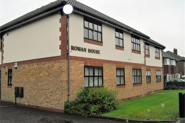 Thumbnail Flat to rent in Rowan House, 120-130 Hatton Road, Feltham, Middlesex