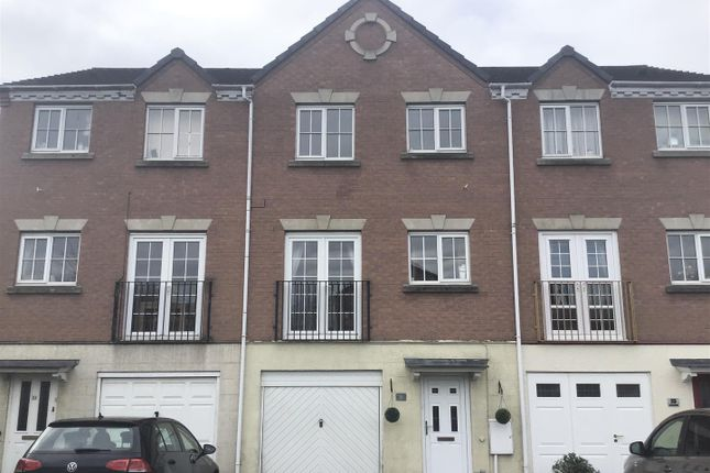 3 bed town house for sale in Lotus Way, Stafford ST16