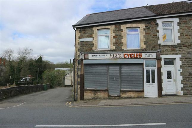 Thumbnail Land for sale in High Street, Abertridwr, Caerphilly