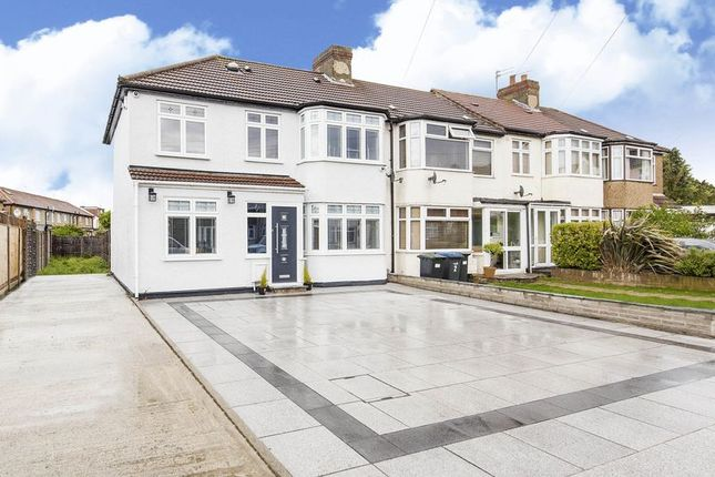 Thumbnail Semi-detached house for sale in Newby Close, Enfield