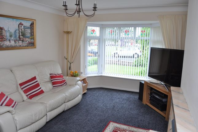Thumbnail Bungalow to rent in Lincoln Green, Brunton Park, Newcastle Upon Tyne