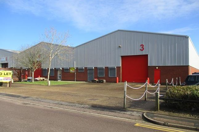 Thumbnail Light industrial to let in 3-4 St Martins Way, Cambridge Road Industrial Estate, Bedford