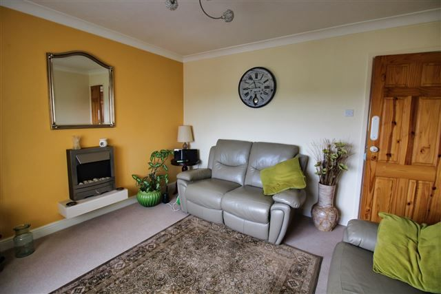 Lounge of Hoveringham Court, Swallownest, Sheffield S26