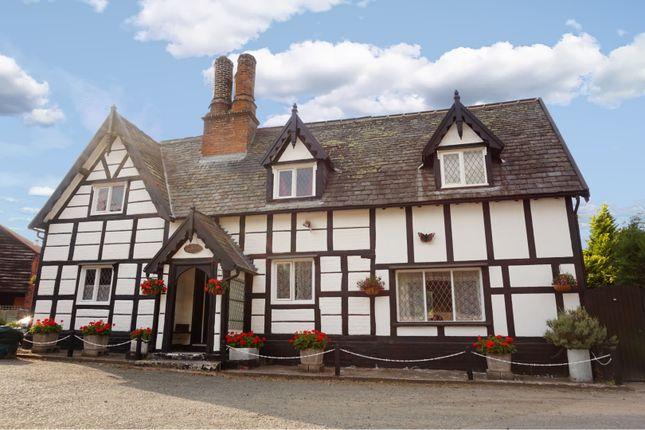 Thumbnail Detached house for sale in Revel, Welshpool