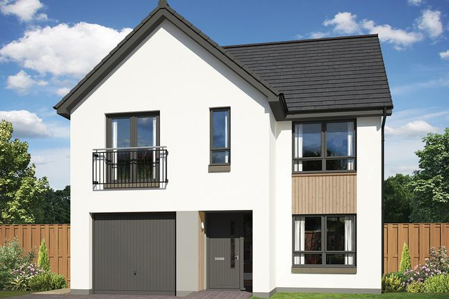 Thumbnail Detached house for sale in Lathro Farm, Off The A922/South Street, Kinross
