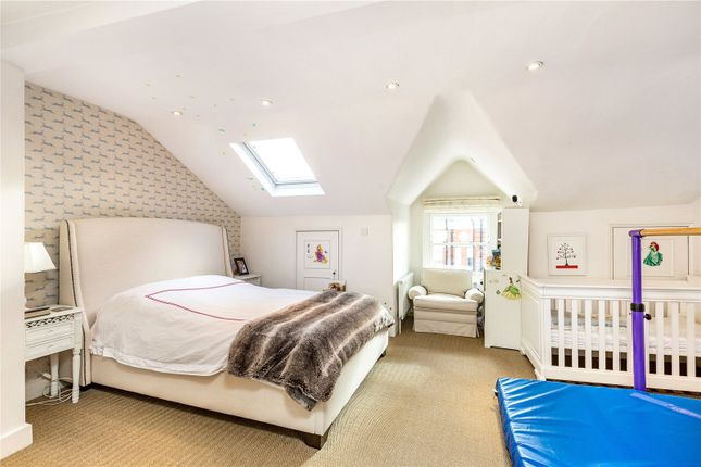 Bedroom of East Hill, Tonsleys, Wandsworth, London SW18