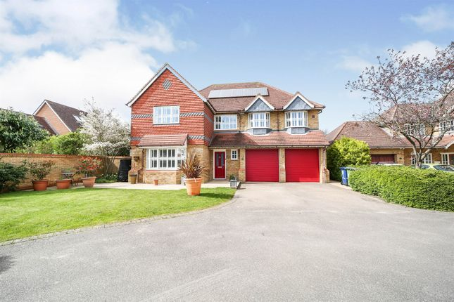 Thumbnail Detached house for sale in Fisher Close, Duxford, Cambridge