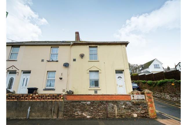Thumbnail End terrace house for sale in Paignton, Devon