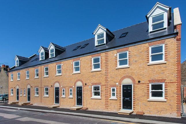 Thumbnail Terraced house to rent in Church Street, Margate