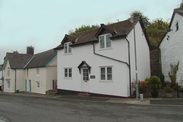 Thumbnail Detached house to rent in Market Street, Knighton