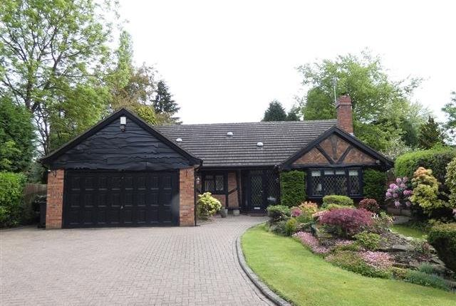Thumbnail Detached bungalow for sale in Woodstock Drive, Sutton Coldfield