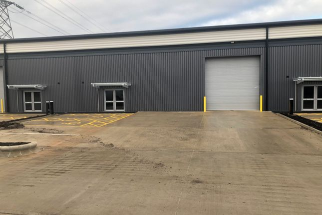 Thumbnail Industrial for sale in Unit 5, Omega Court, Centrix Business Park, Corby, Northants