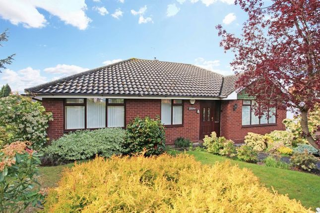 Thumbnail Bungalow for sale in Far Vallens, Hadley, Telford