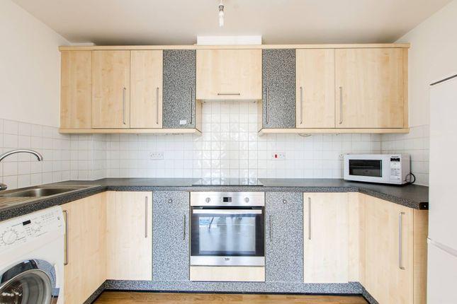 Thumbnail 2 bed flat to rent in Sopwith Way, Kingston, Kingston Upon Thames