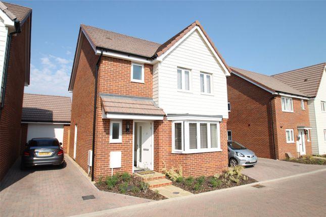 Thumbnail Detached house for sale in Jackson Way, Hampton Park, Littlehampton, West Sussex