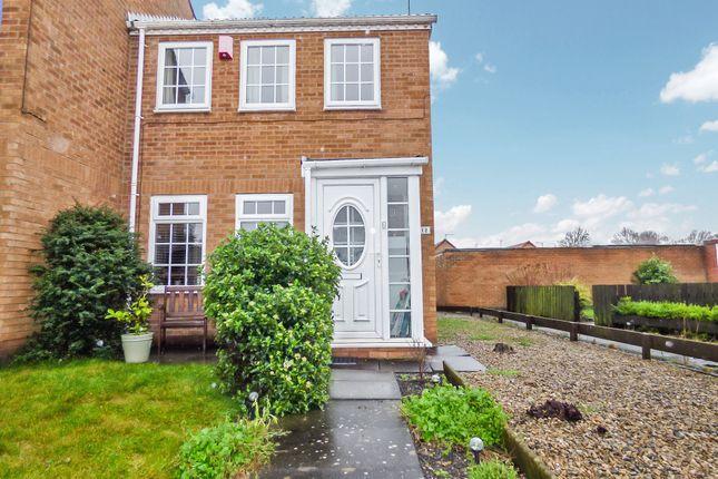 2 bed terraced house for sale in Lanchester Green, Bedlington NE22