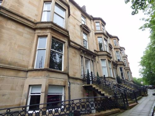 Thumbnail Flat to rent in 7 Bowmont Gardens, Dowanhill, Glasgow