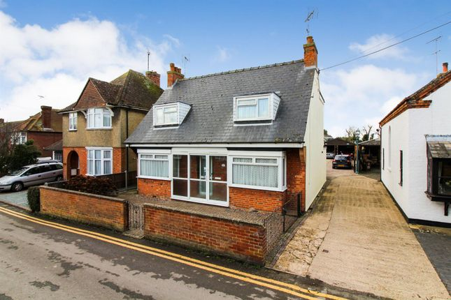 Thumbnail Detached house for sale in Frederick Street, Waddesdon, Aylesbury