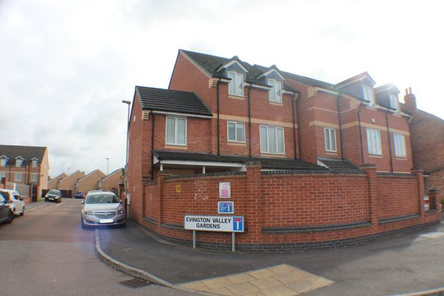 Thumbnail Detached house for sale in Evington Valley Gardens, Leicester