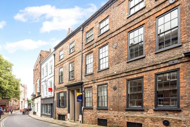 Thumbnail Terraced house for sale in Castlegate, York, North Yorkshire