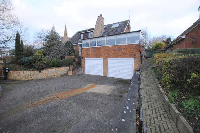 Thumbnail Detached house for sale in Church Lane, Wymington, Rushden