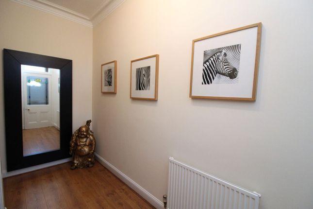Entrance Hallway of Barnet Crescent, Kirkcaldy KY1