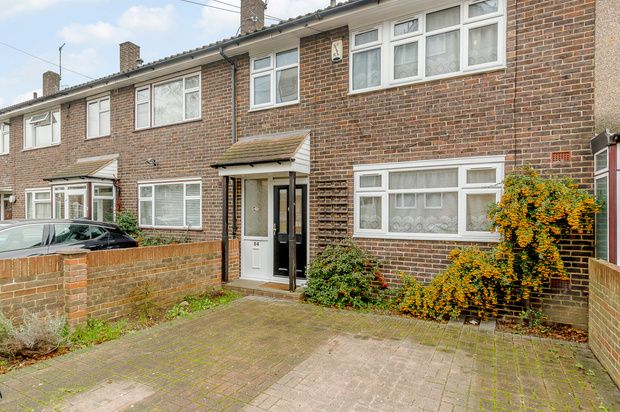 Thumbnail Terraced house for sale in Peterstone Road, London